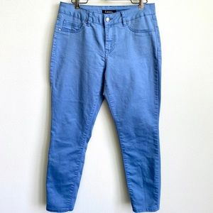 D.JEAN BABY BLUE STRETCHY JEANS